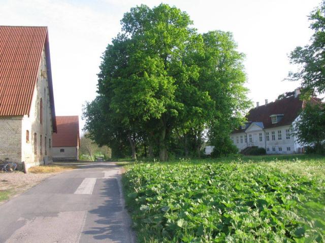 Nielstrup hvor Erich Nielsen også udførte smedearbejde