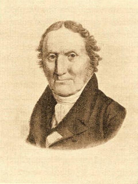 Litteraturhistoriker Rasmus Nyerup (1759-1829)