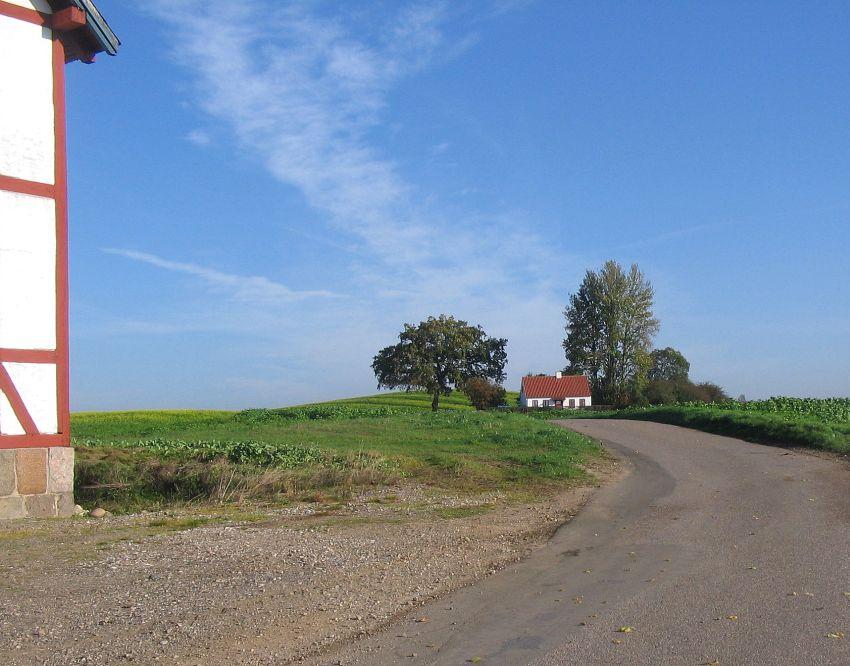 Odense-Veyen (Egense-Kirkeby) - ved Hvidkilde Ladegård