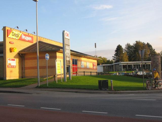 Østerbro Brugsforening i Ollerup - Dagli' Brugsen i Ollerup