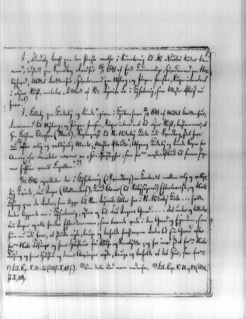 Mester Olrik Bild - præst for Kirkeby og Lunde sogne (??-1541)-(6)
