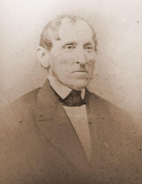 Pastor J.S. Brandt, Ollerup