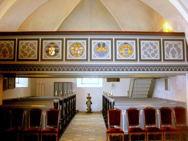 Pulpitur - Kværndrup kirke
