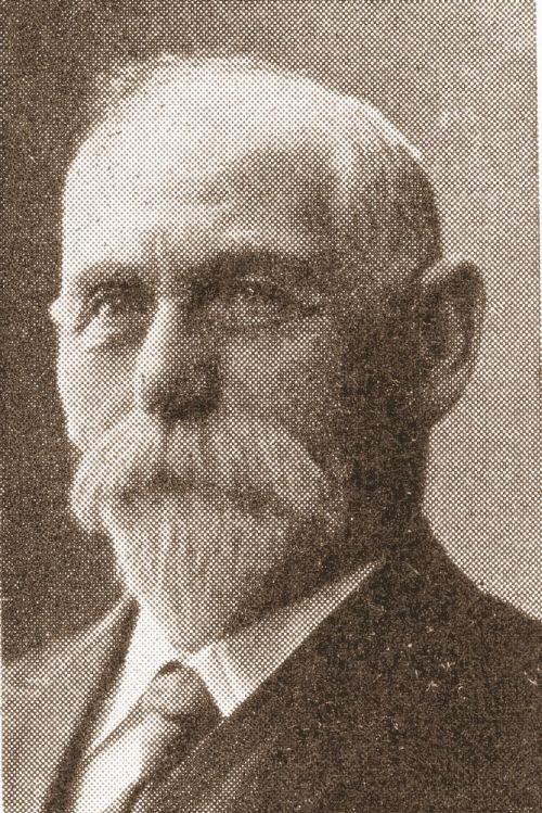 Gårdejer Christian H. Ravn (1844-1926)