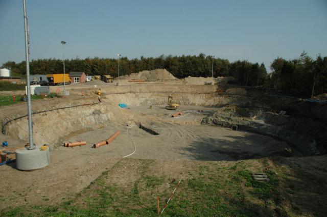 Rensninganlægget ved Ringsgård i Ulbølle