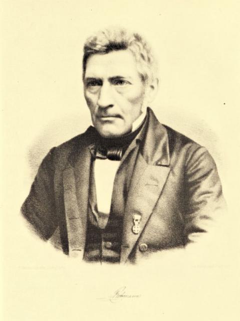 Provst Rohmann var den første med kritik af Hans Gaas myten