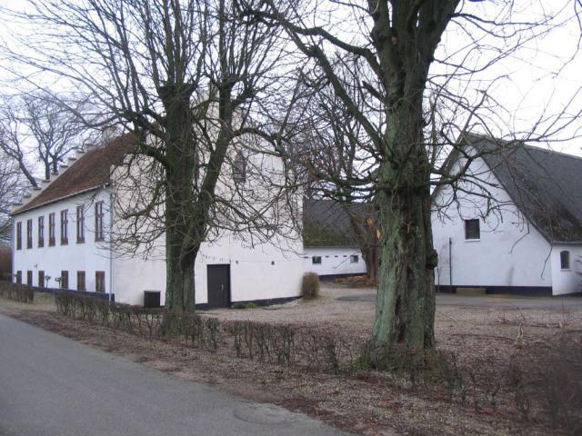 Rosagergård i Vejstrup hvor friskolen begyndte 1856