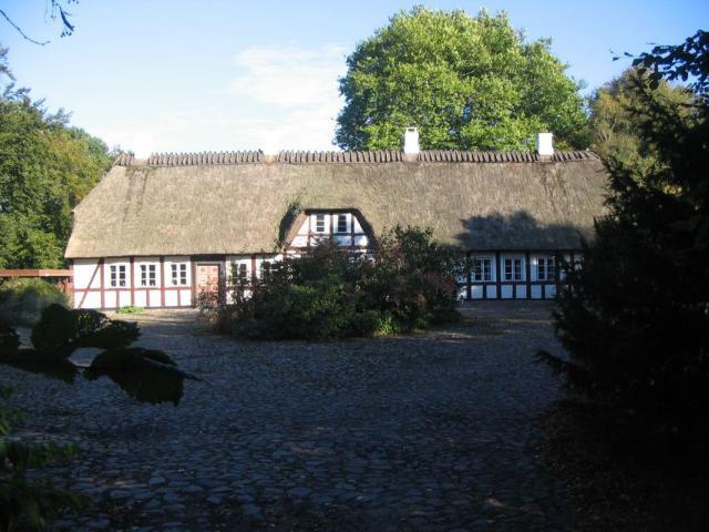 Øster Skerninge præstegård