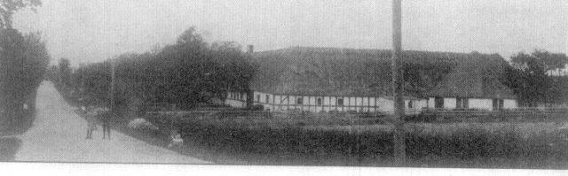 Østbjerggård i Dongshøjrup