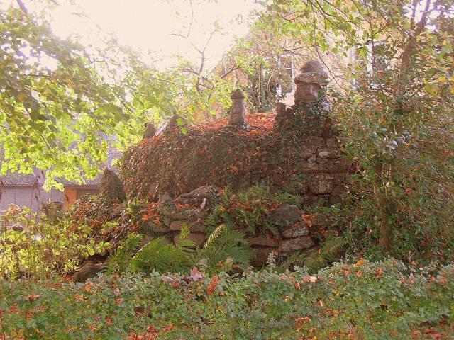 Stenhøj (kartoffelkælder) i Hundstrup