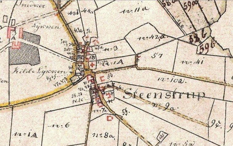 Stenstrup by 1816