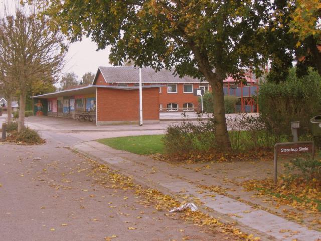 Stenstrup Centralskole og Bibliotek
