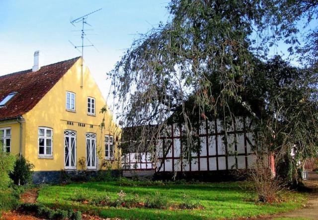 Sterregården i Hundstrup sogn - Forf. Mads Hansens gård