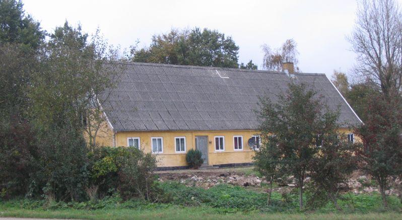 Stuehuset til Bækgården i Dongshøjrup, Kirkeby sogn