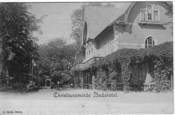 Christiansminde Badehotel 1902