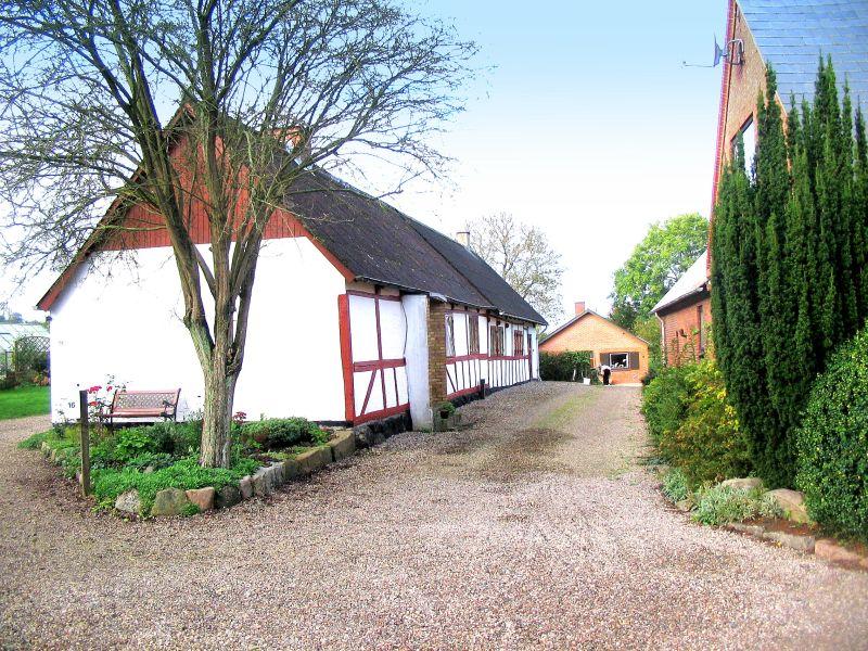 """""""Svenskestalden"""" i Egebjerg by, Kirkeby sogn"""