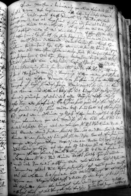 Tingbogsreferat 7.aug. 1663
