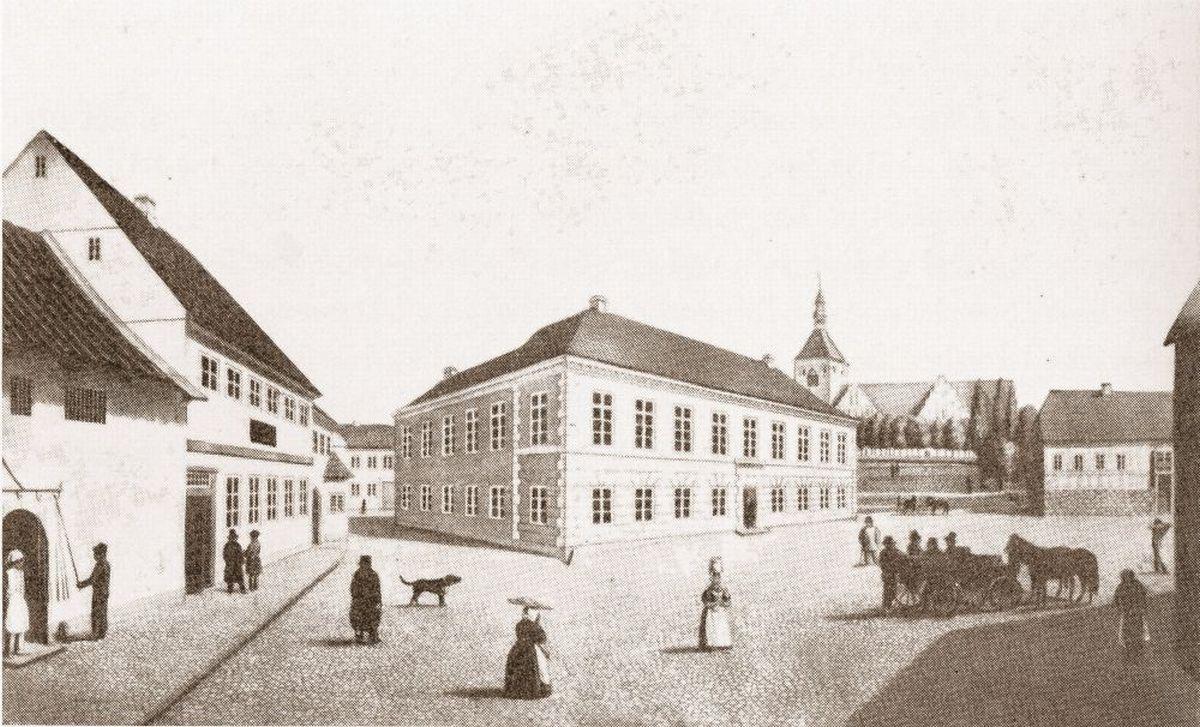 Svendborg torv