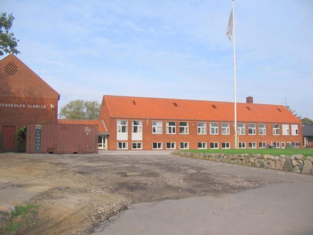 Ulbølle skole (nu Idrætsefterskolen Ulbølle)