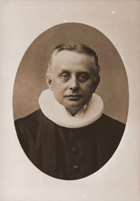 Sognepræst Viggo Clausen (1871-1937), Ollerup